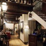 Hall del restaurant