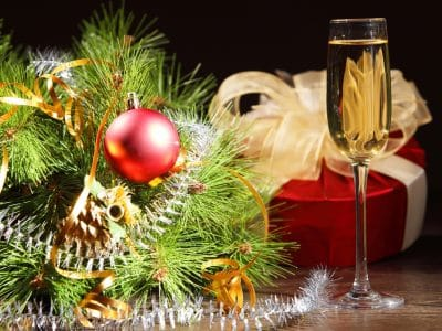 Encara No Heu Fet La Vostra Reserva Pel Sopar De Cap D'any A Casa Jordi? No Trigueu Més En Fer-la. Us Hi Esperem!
