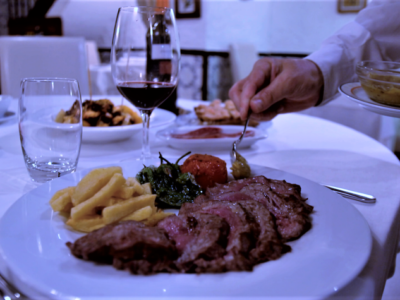 Menús Para Grupos En Casa Jordi